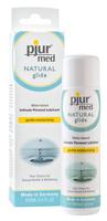 PJUR med Natural Glidecreme 100 ml